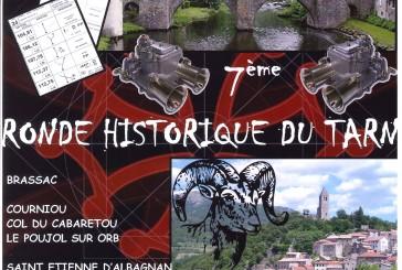7ème Ronde Historique du Tarn.