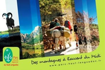 Le Parc Naturel Régional du Haut Languedoc (PNRHL) propose :
