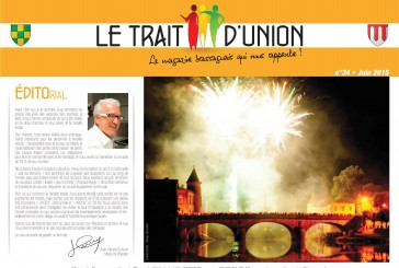 Le Trait d'union N° 34