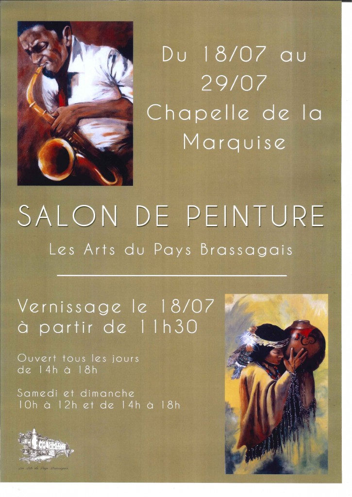 expo arts brassagais
