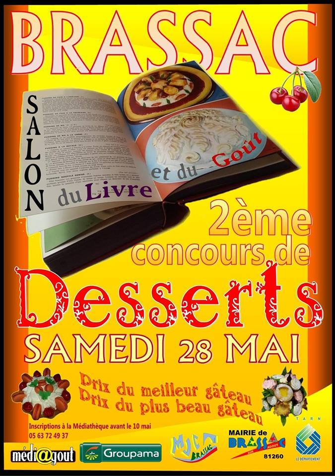 concours desserts