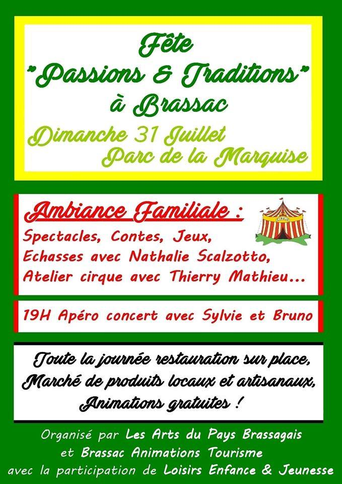 Fete passions & traditions
