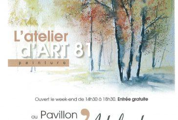 Expo l'atelier d'art 81 à BURLATS