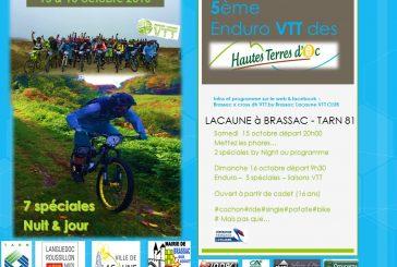 Enduro VTT des Hautes Terres d'Oc