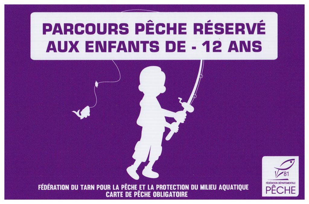 Panneau Parcours Enfants