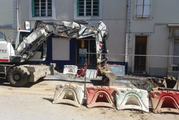 Le point sur le chantier…