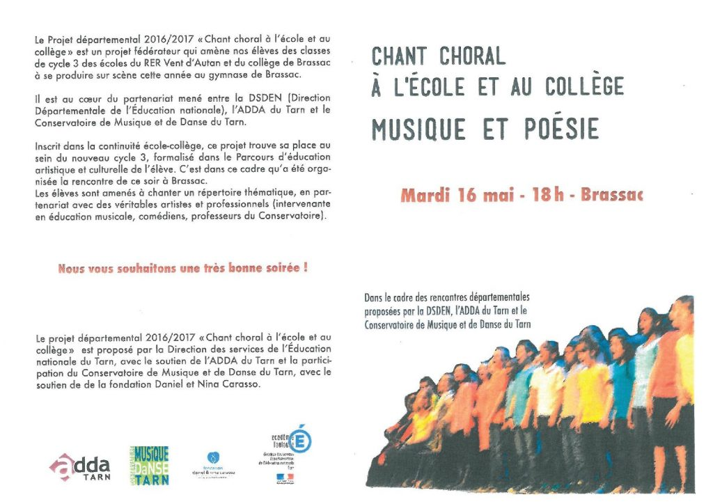INVITATION_CHANT CHORAL