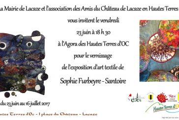 Expo au château de Lacaze