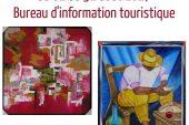 Expo de peinture Sylvie PAREDES et Georgette FLUCHAIRE NIEL