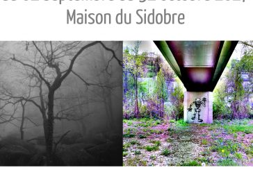 Expo photos – street art et paysages Maison du Sidobre