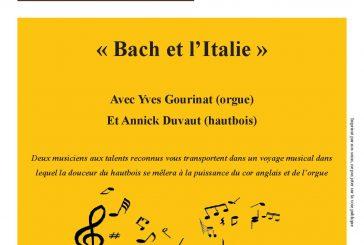 Concert le 10 septembre à 18 heures – Église de Lacaune