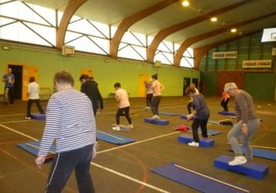 Gym des Cadets de Brassac 111