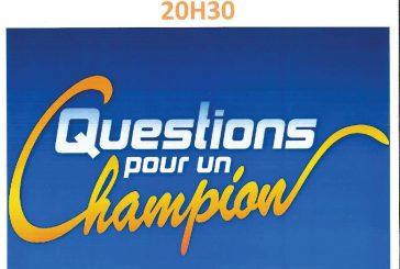 QUESTIONS POUR UN CHAMPION au profit du TELETHON