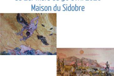 Exposition de tableaux textiles