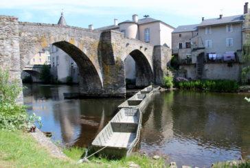Sauvetage du vieux pont….c'est en cours….