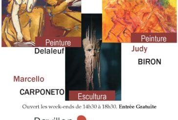 Expo au pavillon Adélaïde à BURLATS