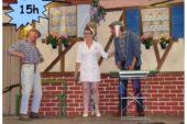 Lous dal Ganoubre jouent «pot pourri» à BURLATS
