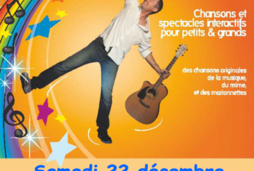Noël pour Tous avec Frédéric Bardet