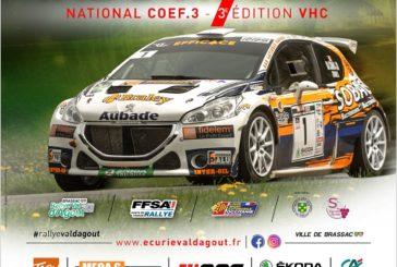 38ème Rallye Val d'Agout