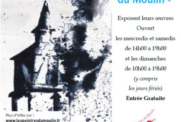 Exposition «Les Peintres du Moulin»