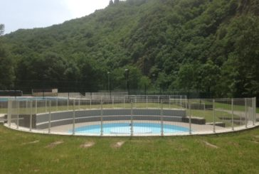 Pataugeoire de la piscine