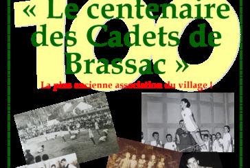 Centenaire des Cadets de Brassac