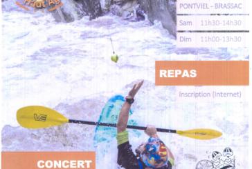 43ème Concentration Canoë-Kayak du Haut Agout