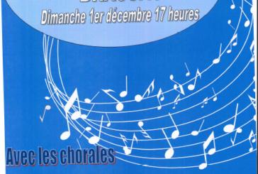 Concert Sainte Cécile 2019