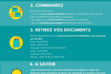 COVID-19 : réouverture de l'Espace Culturel de La Marquise et nouveau service