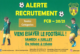 Football Club Brassac : recrutement pour la saison 2020-2021
