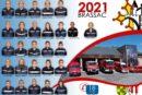 Sapeurs-Pompiers de Brassac – Calendrier 2021