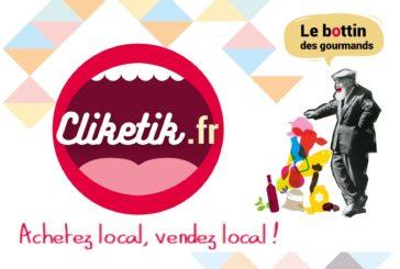 Cliketik : plateforme locale pour manger local