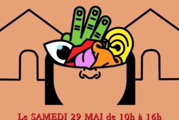 """Exposition """"Petits Mondes Sensoriels"""""""