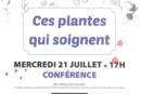 Conférence : les plantes qui soignent