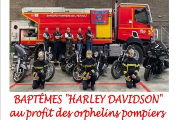 Baptême Harley-Davidson