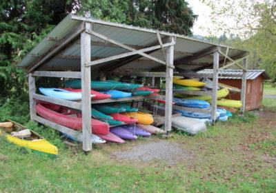 Base Canoë Kayak
