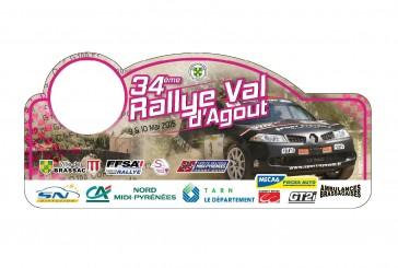 34° édition du Rallye du Val d'Agout