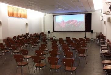 Première séance du Cinécran