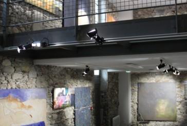 Inauguration de l'espace Jaël de Romano et vernissage expo Marc Fonvieille