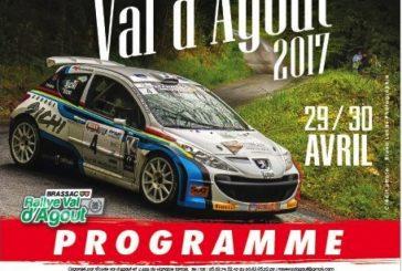 36 ° rallye du Val d'Agout
