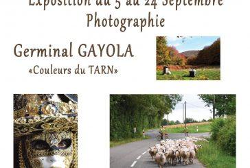 Expo photo château de Lacaze du 5 au 24/09/2017