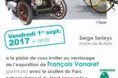Expo peinture Francois VANARET