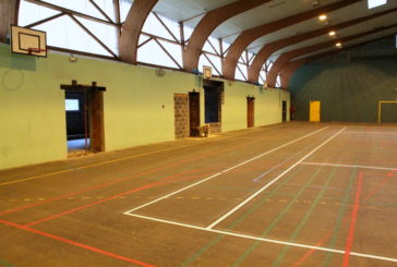 Gymnase – le point sur les travaux