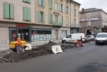 Le Point sur le chantier