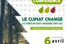 Le Climat Change – Conférence