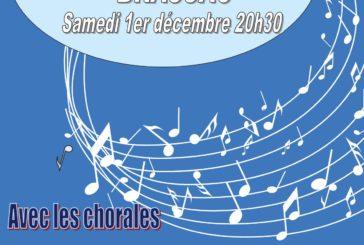 Un concert de Chorales au profit du Téléthon