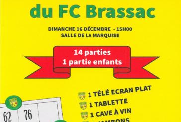LOTO du FC Brassac