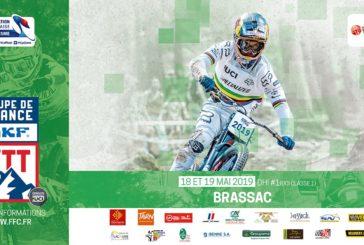 18ème Brassac X Cross VTT – Coupe de France DHI -UCI Classe 1