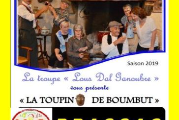 Théâtre «La Toupina de Boumbut»