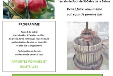 Journée de la pomme